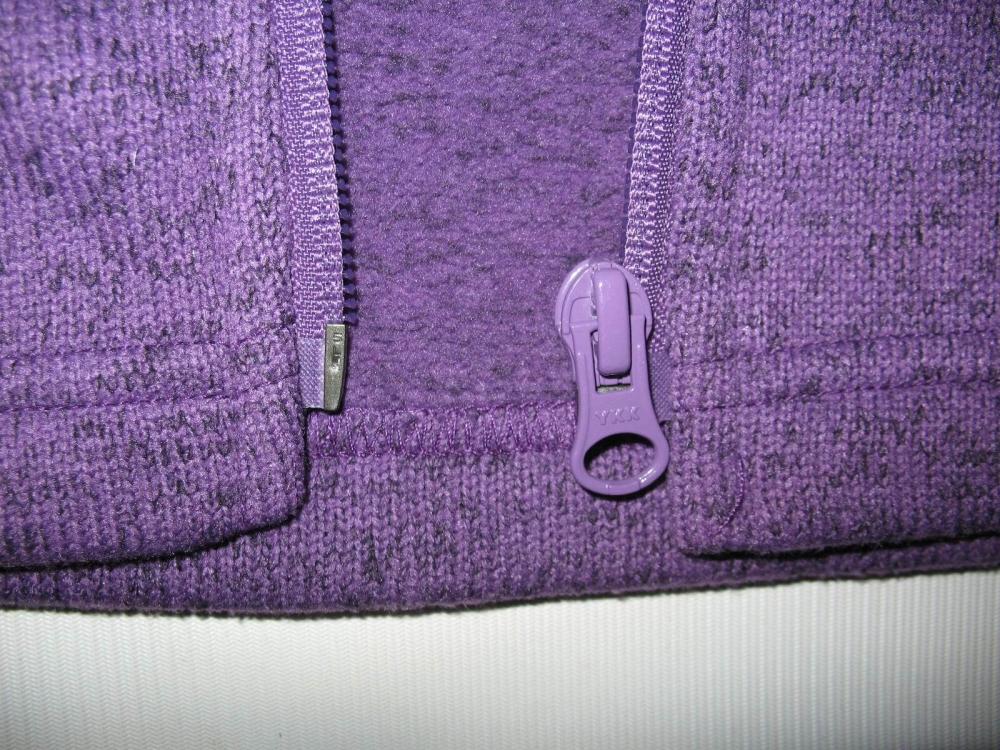 Кофта ATRIUM fleece jacket lady (размер L) - 5