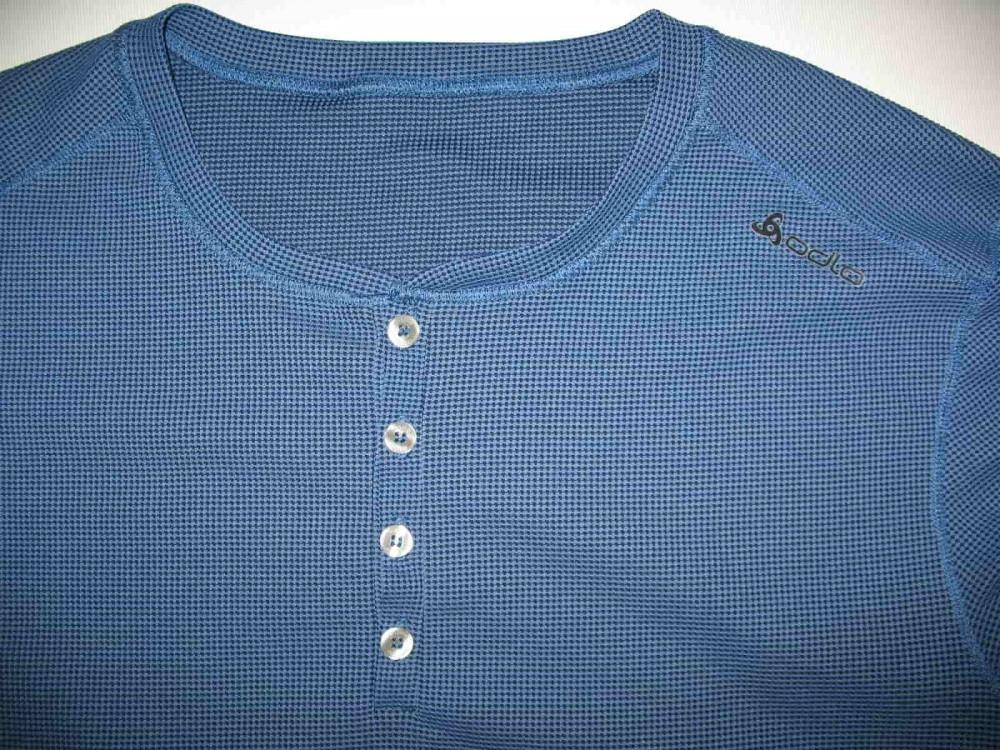 Футболка ODLO longsleeve jersey (размер L) - 2