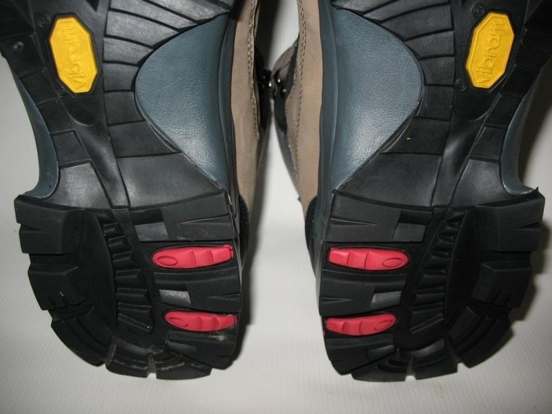 Ботинки RAICHLE fusion mid xcr   (размер US 9/UK8/EU42(на стопу до 270 mm)) - 8