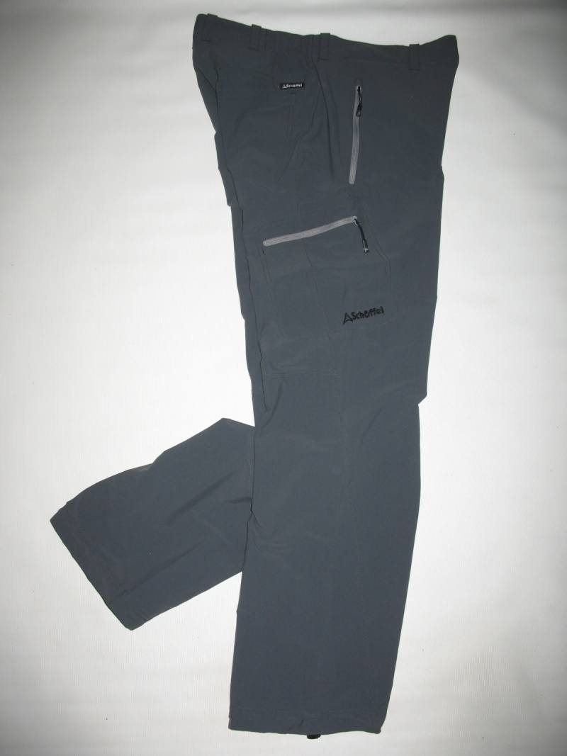 Штаны SCHOFFEL hike pants (размер 48-M) - 6