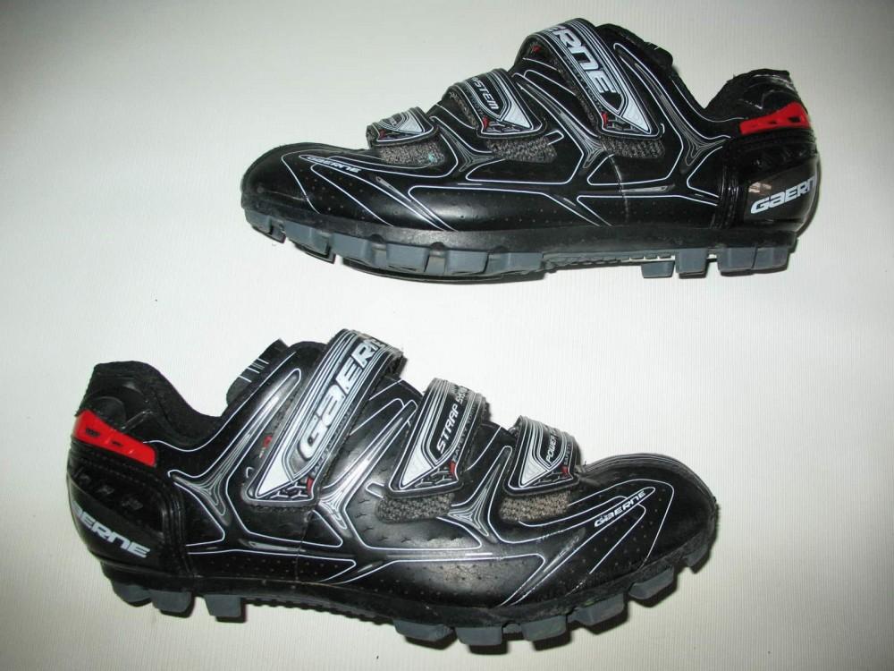 Велотуфли GAERNE mtb shoes (размер US9/UK8,5/EU43(на стопу 270 mm)) - 2