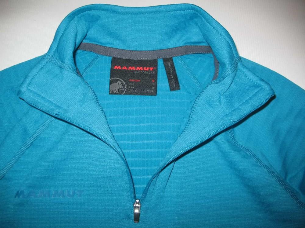 Кофта MAMMUT polartec fleece jersey lady (размер S/M) - 3