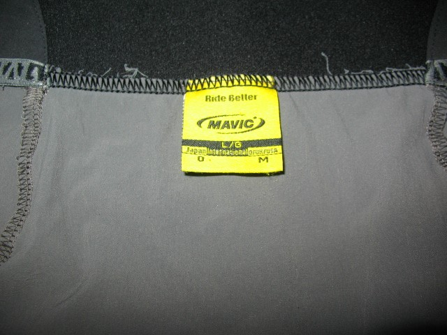 Велошорты MAVIC stratos mtb shorts (размер L/M) - 6