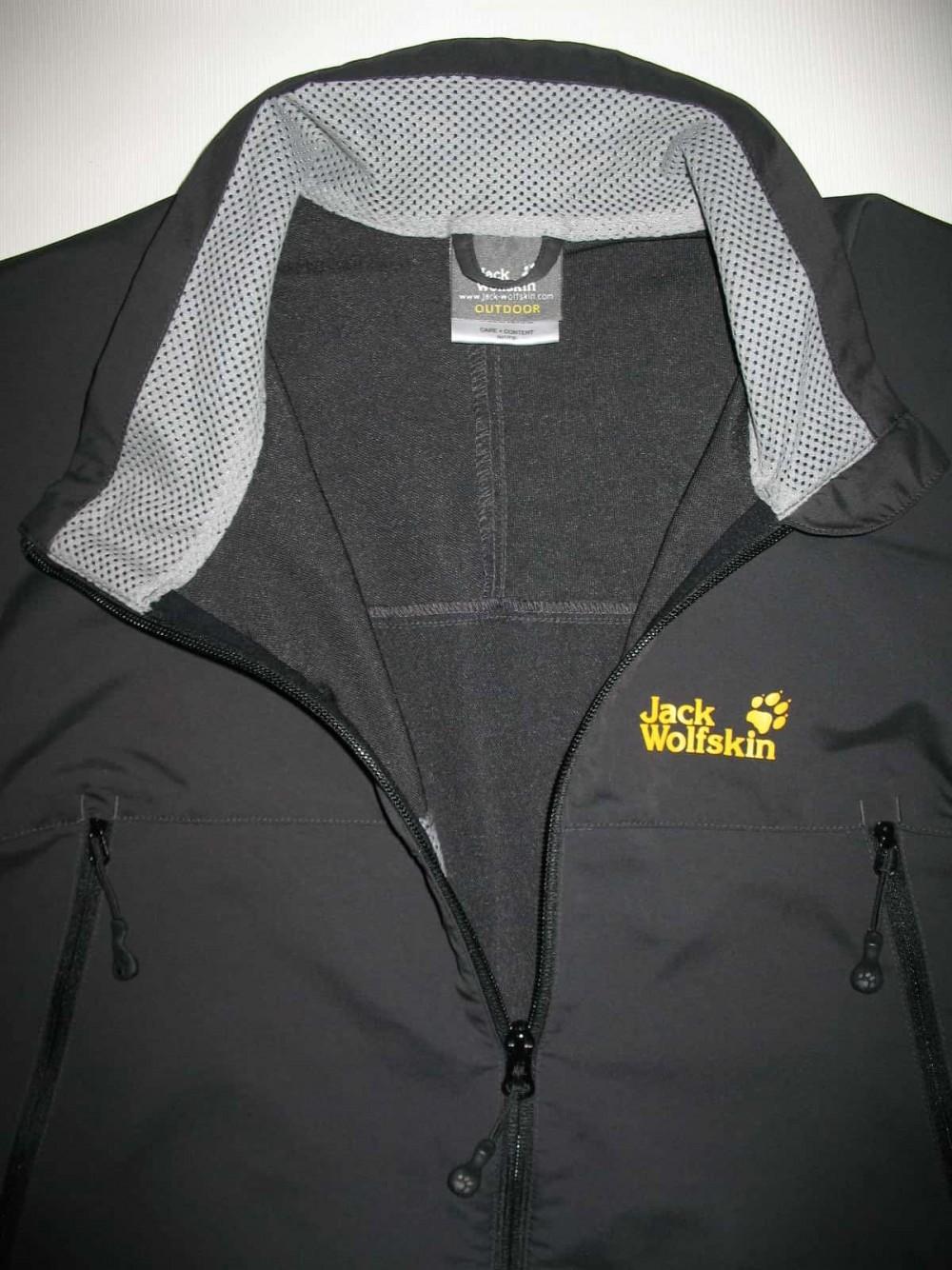 Куртка JACK WOLFSKIN atmosphere softshell jacket (размер XL) - 4