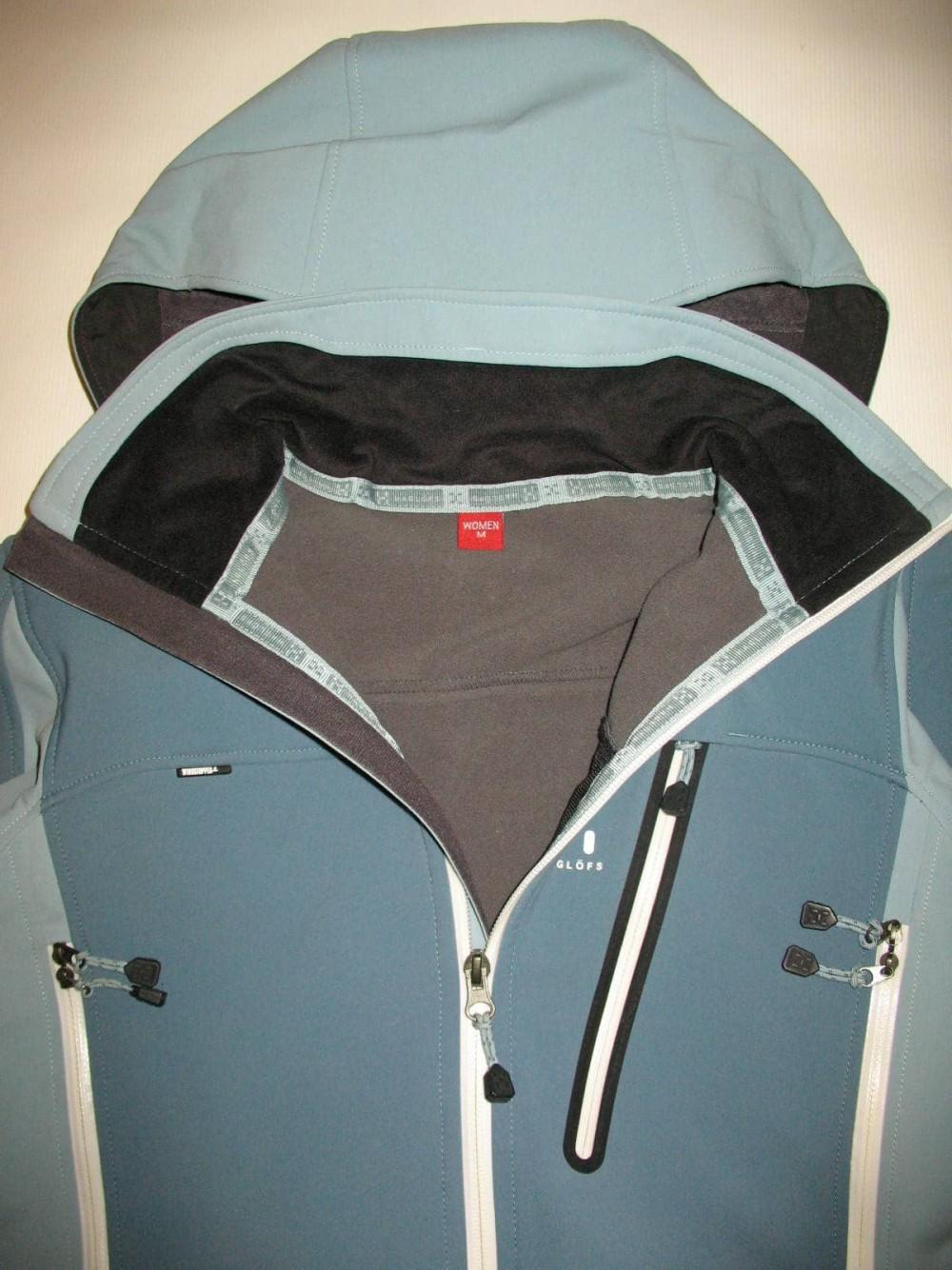Куртка HAGLOFS jaw softshell jacket lady (размер M) - 5