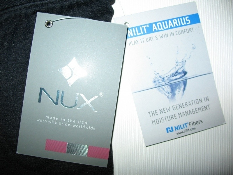 Штаны NUX V-FITNESS pant lady  (размер MS) - 4