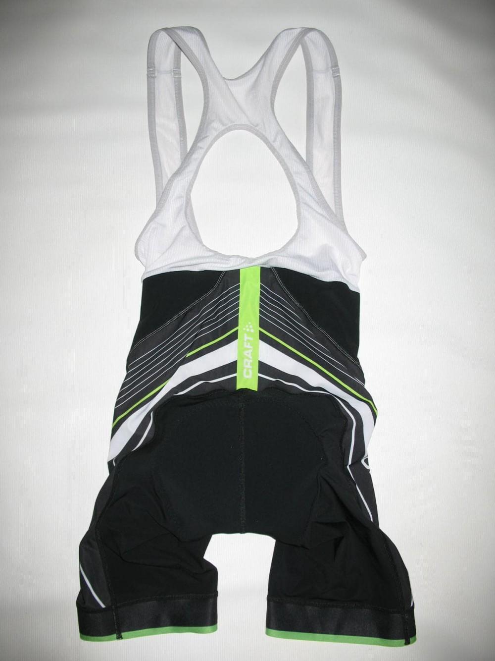Велошорты CRAFT grand tour bib shorts (размер S) - 4