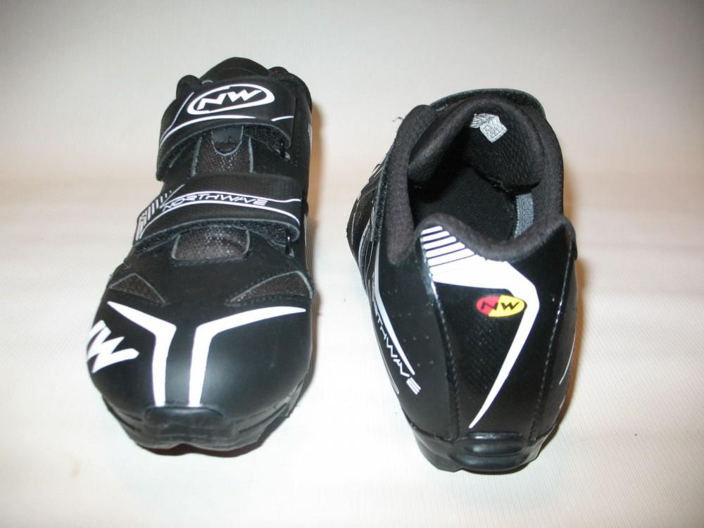 Велотуфли NORTHWAVE spike evo MTB shoes (размер US12/UK11/EU45(на стопу 293 mm)) - 8
