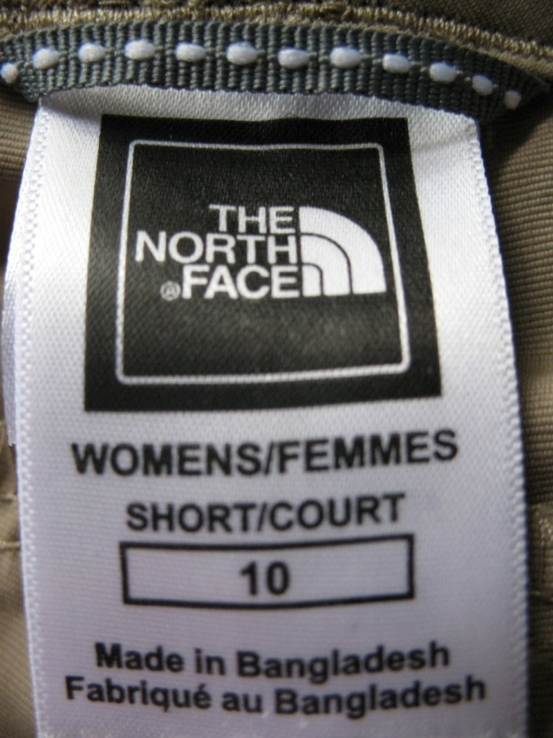 Штаны THE NORTH FACE pants 3in1 lady/unisex  (размер 10/M) - 9