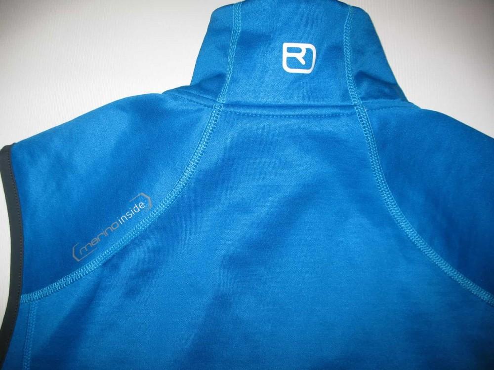 Жилет ORTOVOX merino fleece vest (размер S) - 6