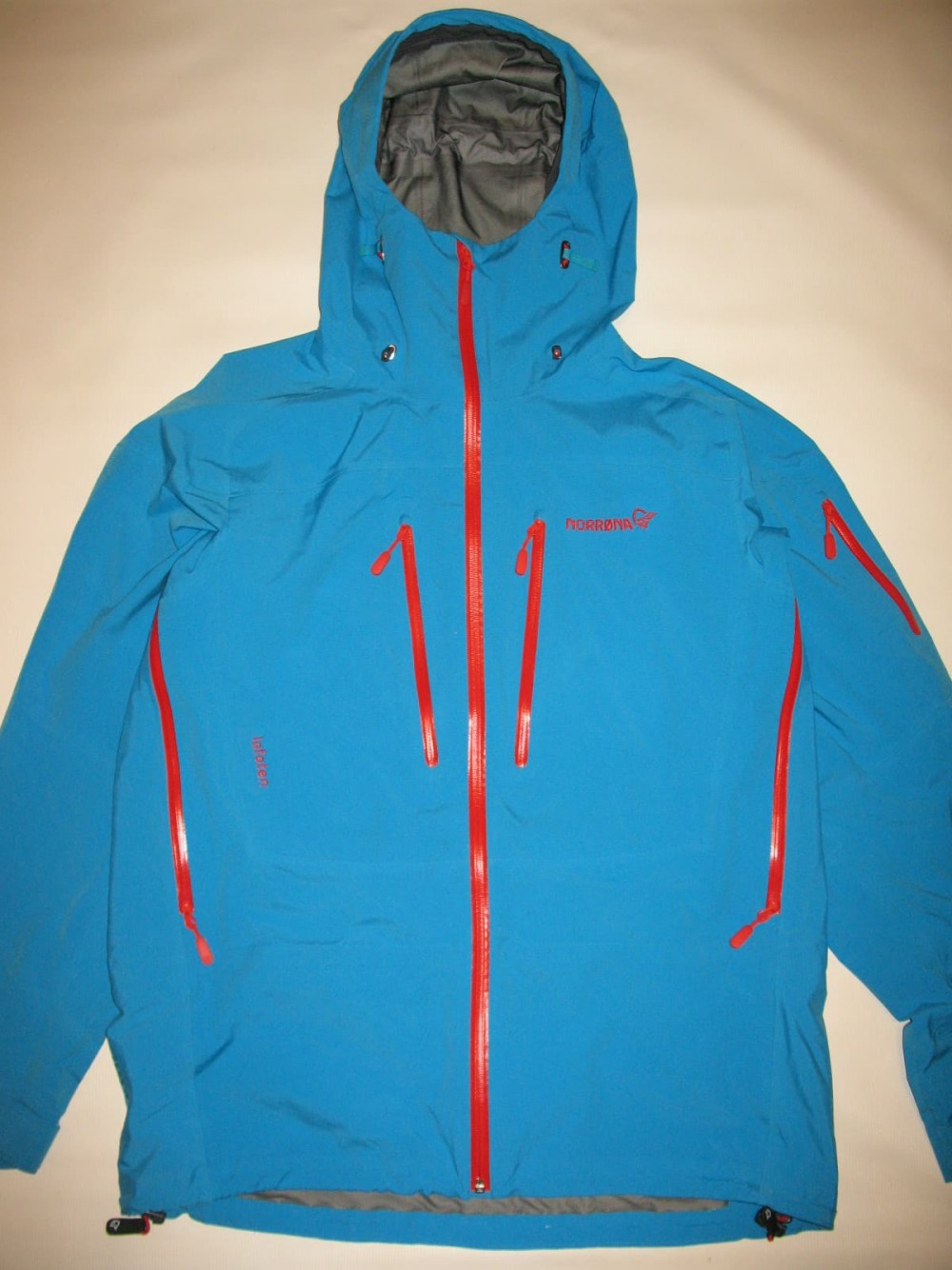 Куртка NORRONA lofoten M GTX jacket (размер L) - 1
