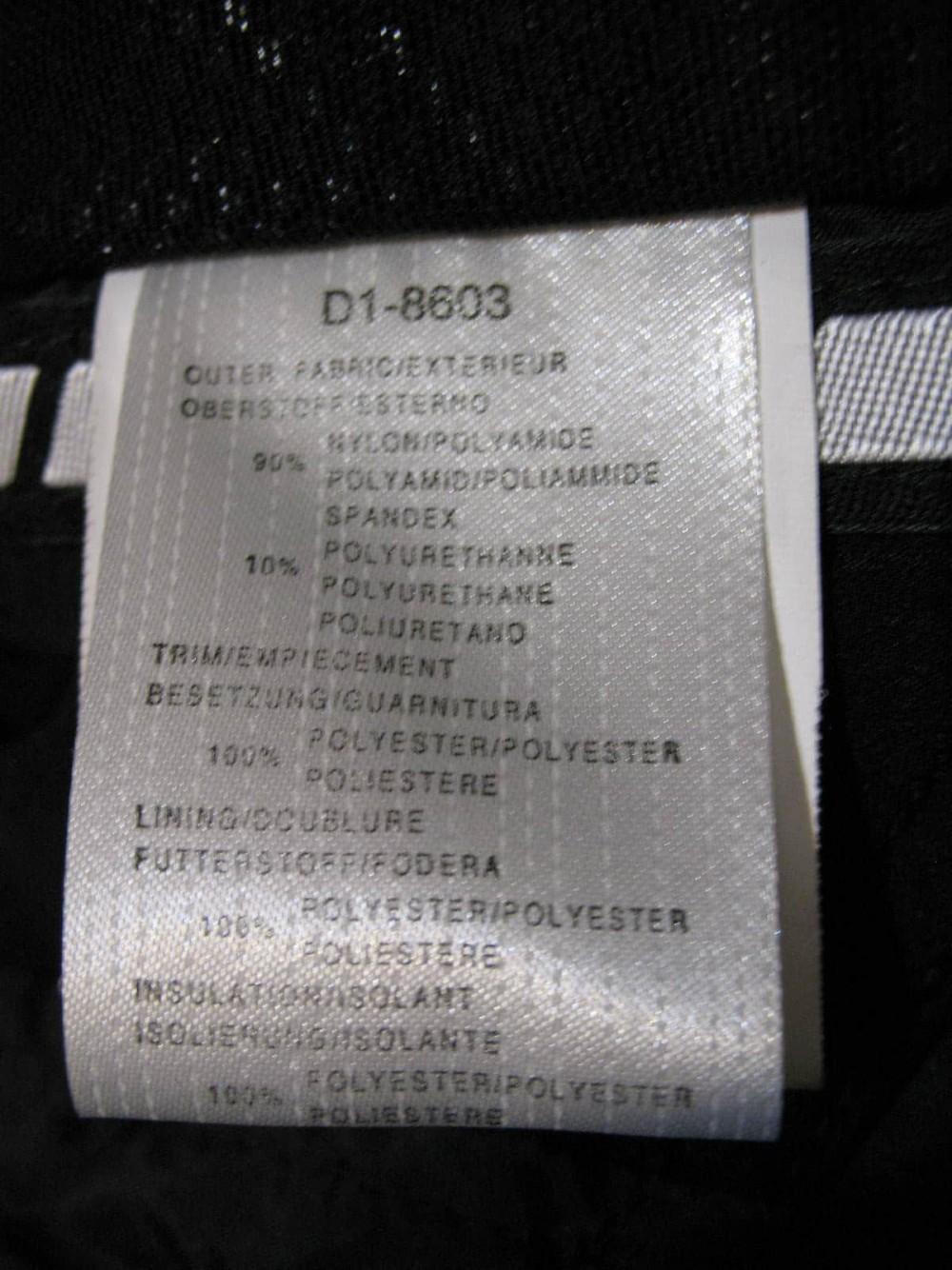 Куртка DESCENTE swiss olympic ski jacket (размер 54/XL) - 13
