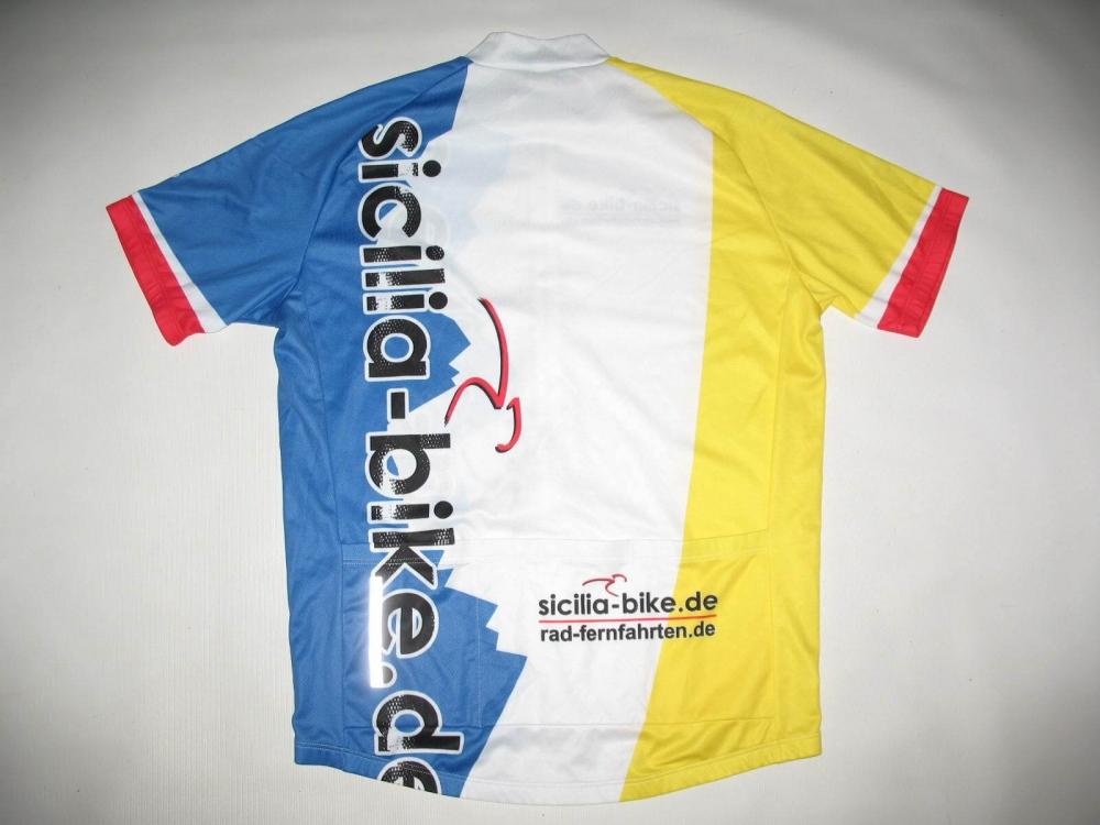 Веломайка TEXI sicilia-bike jersey (размер XL) - 1