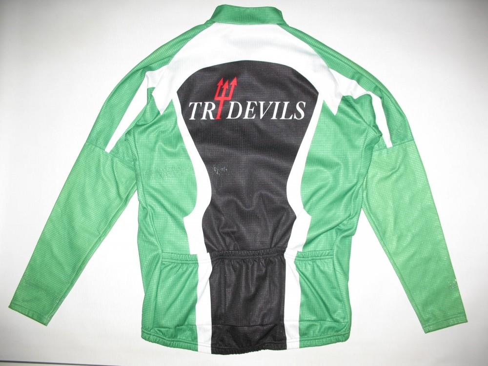 Велокуртка  BIEMME tridevils (размер 6-XXL) - 11