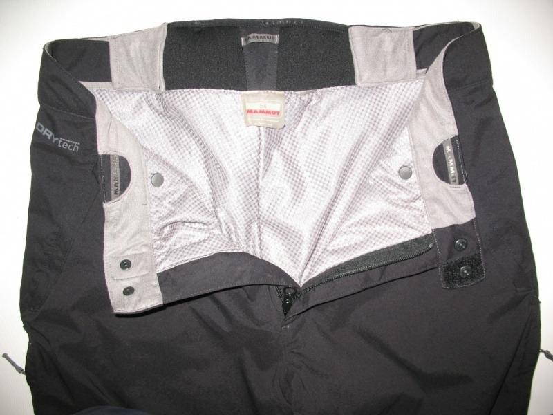 Штаны MAMMUT DRYtech alaska pants(размер 54/XL) - 4