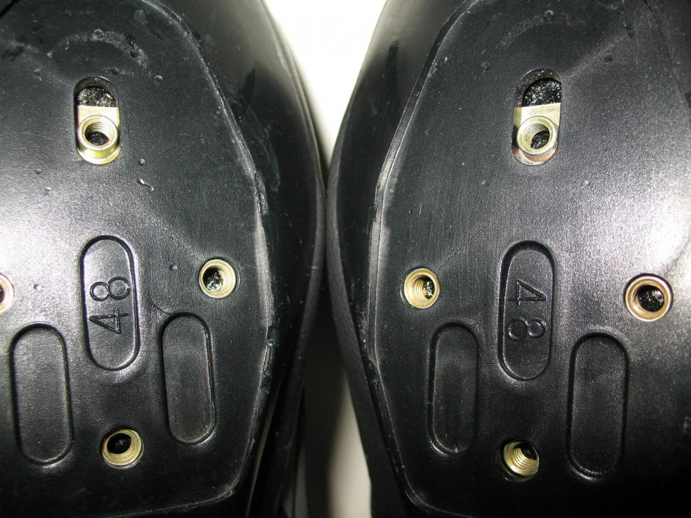 Велотуфли SIDI giau road shoes (размер EU48(на стопу до 305mm)) - 9