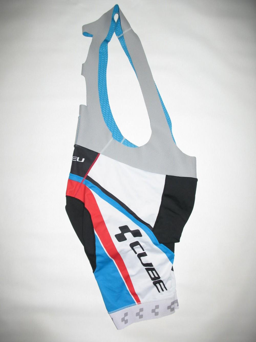 Велошорты CUBE team bib shorts (размер XXL) - 3