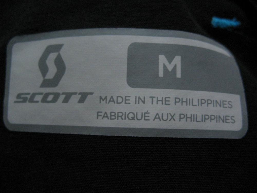 Велошорты SCOTT trail 20 LSfit shorts (размер M) - 9