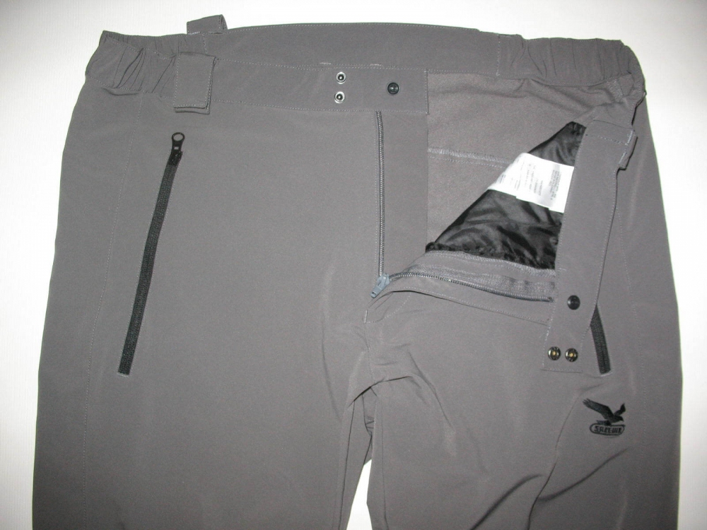 Штаны SALEWA softshell powertex pants(размер 54/XXL) - 5