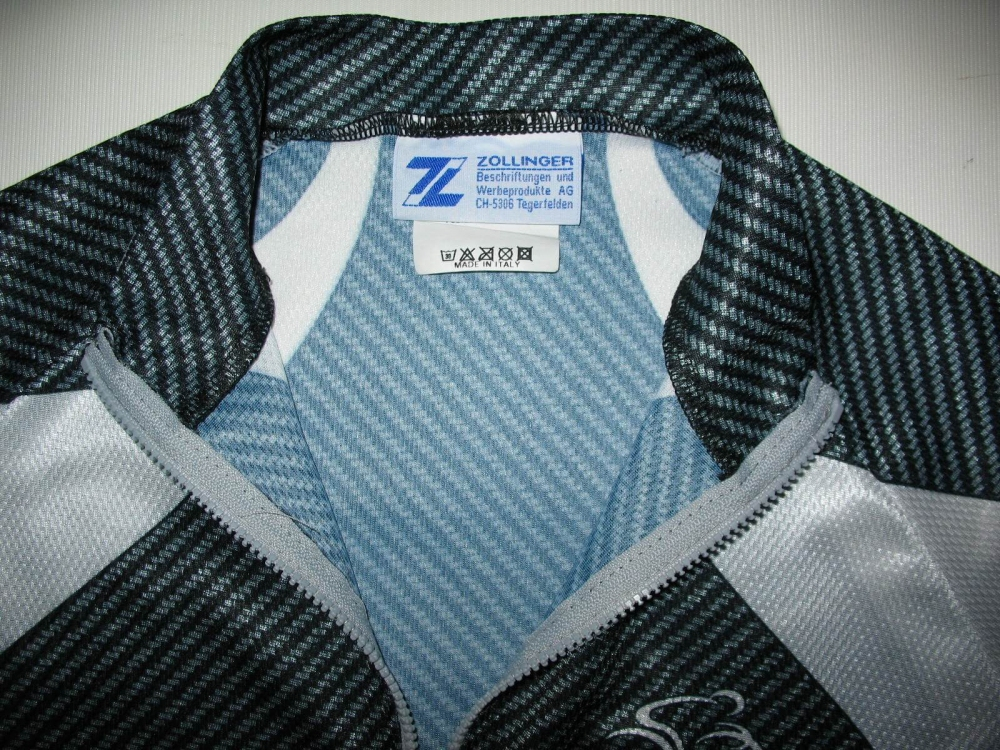 Веломайка ZOLLINGER gusti cycling jersey (размер XS/S) - 2