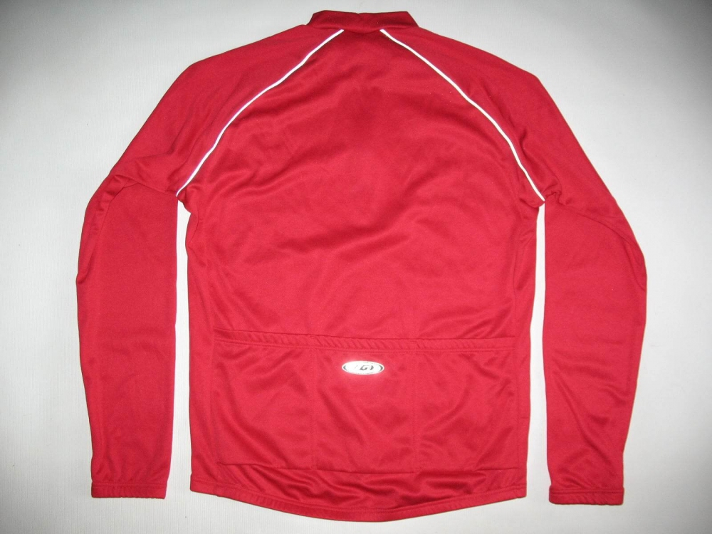 Велокофта LOUIS GARNEAU cycling fleece jacket (размер М) - 1