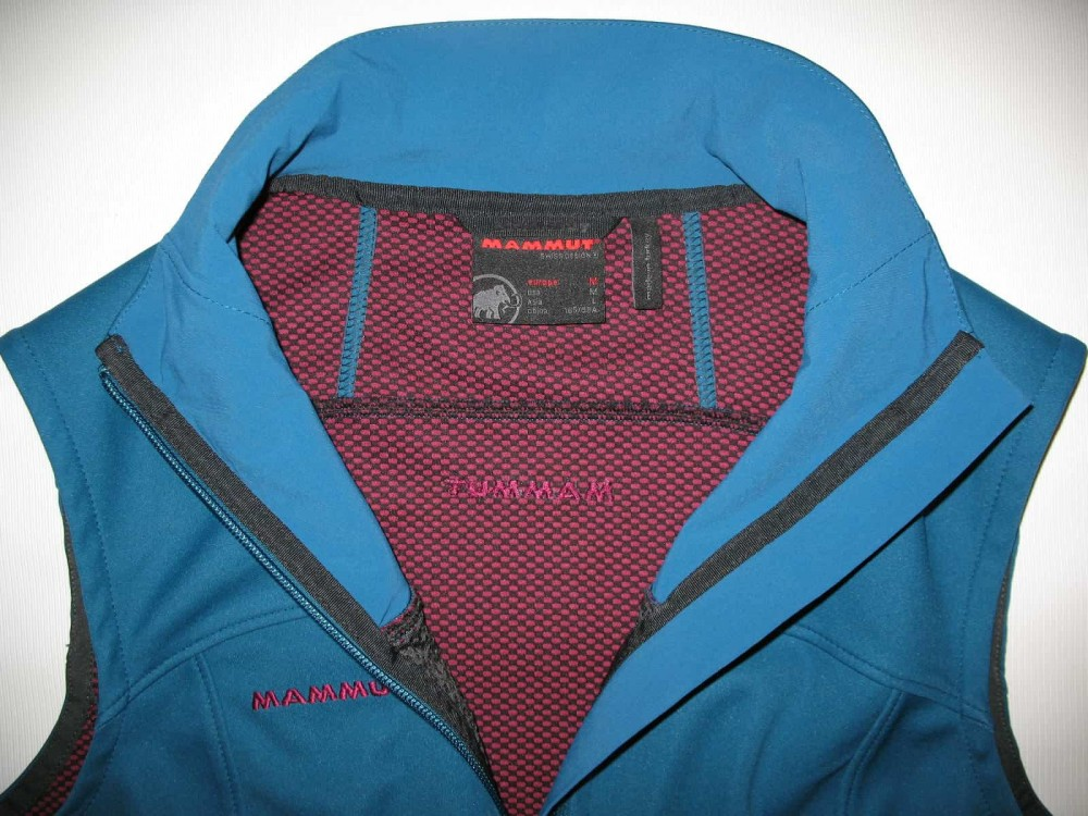Жилет MAMMUT ultimate SO vest lady (размер M) - 5