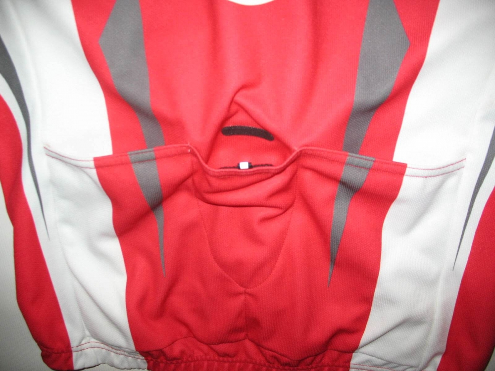 Велокофта BIANCHI cycling fleece jacket (размер XL/L) - 5