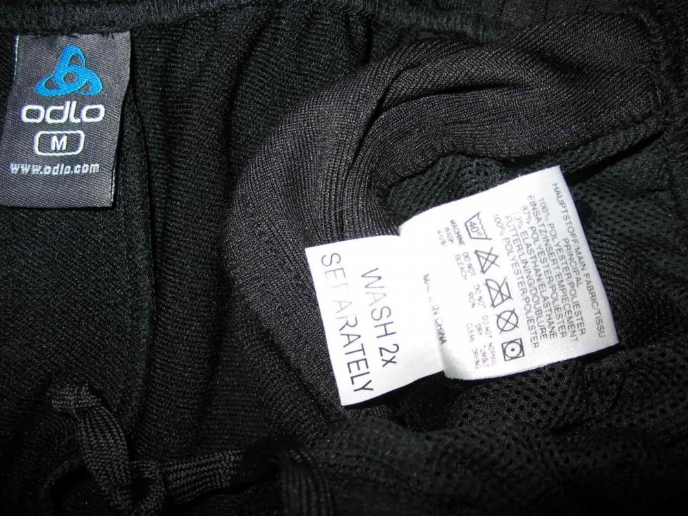 Штаны ODLO logic windproof pants (размер M) - 8