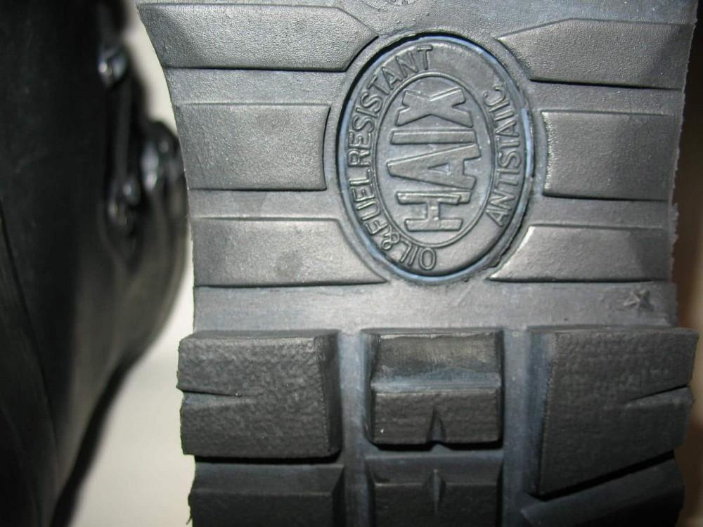 Ботинки HAIX trekker pro boots (размер UK8,5/US9,5/EU43(на стопу до 285 mm)) - 10