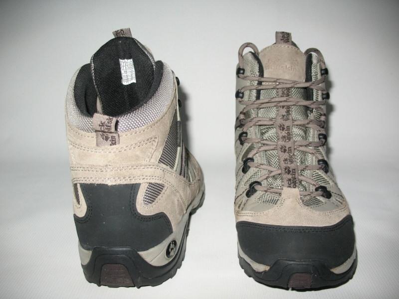 Ботинки JACK WOLFSKIN Trailrider texapore O2   (размер UK 6, 5;US 8, 5;EU40(255 mm)) - 3