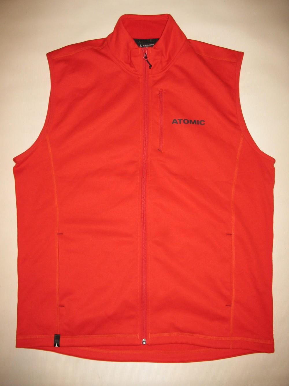 Жилет ATOMIC alps fleece vest (размер XL) - 1