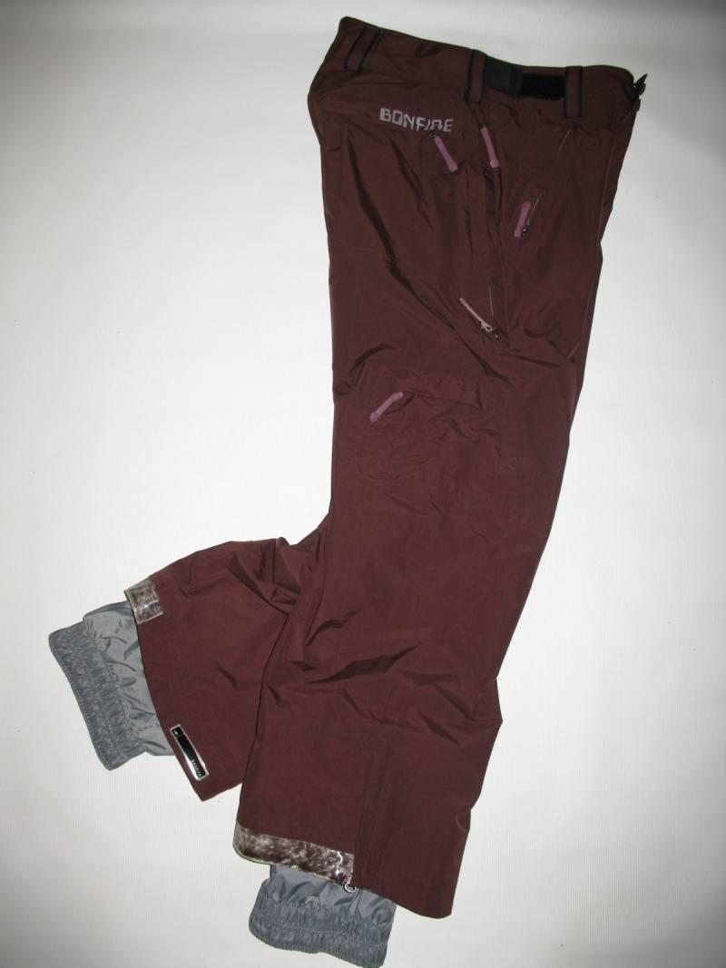 Штаны BONFIRE   kinetic t10 pants  (размер S) - 9
