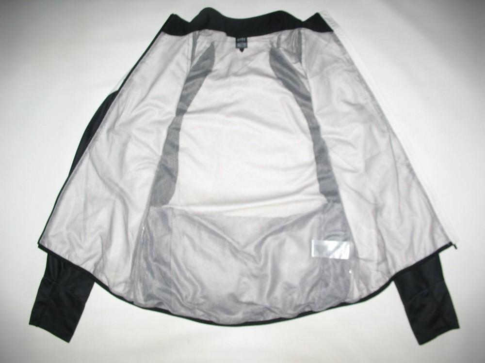 Велокуртка GORE BIKE WEAR 2in1 windstopper jacket lady (размер 40/XL) - 5