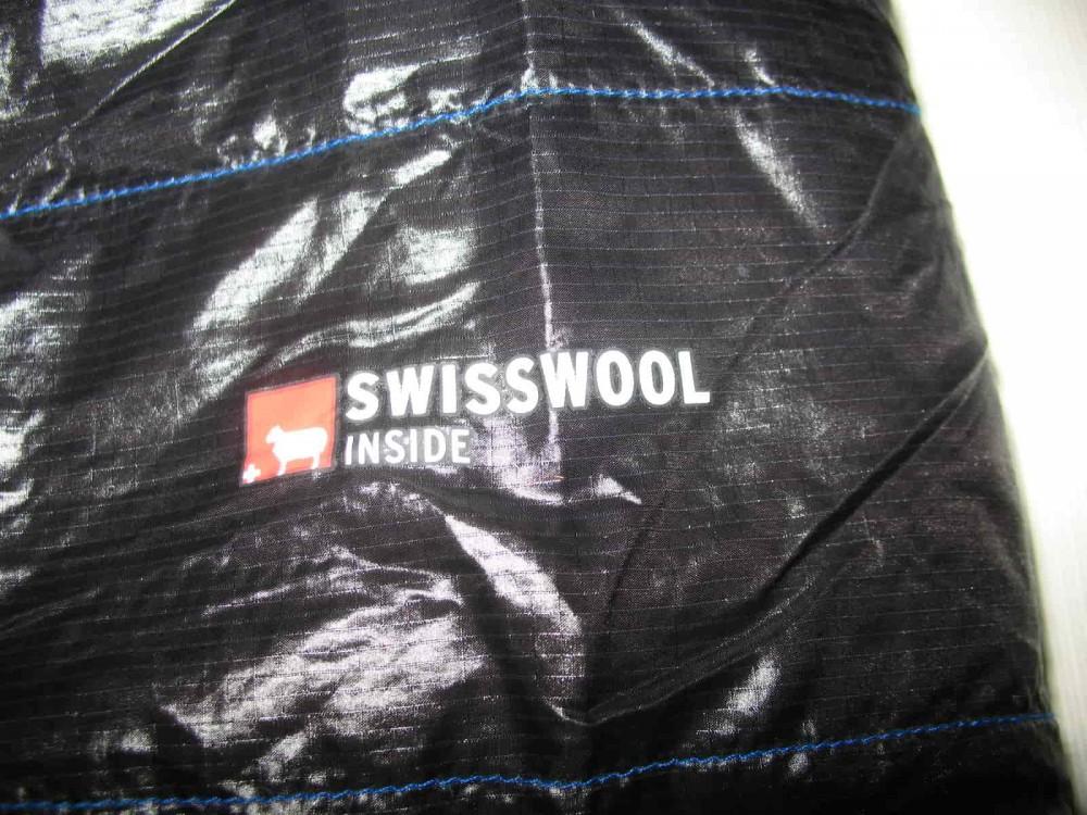Куртка ORTOVOX swisswool shirt outdoor jacket lady (размер L) - 4