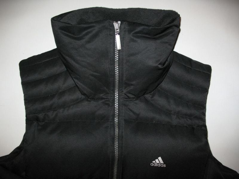Жилет ADIDAS down vest lady (размер M) - 2
