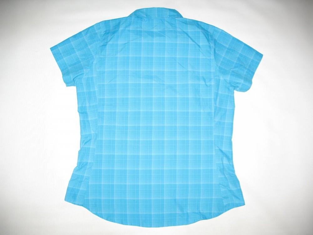 Рубашка SALOMON outdoor  ss shirt lady (размер L) - 1