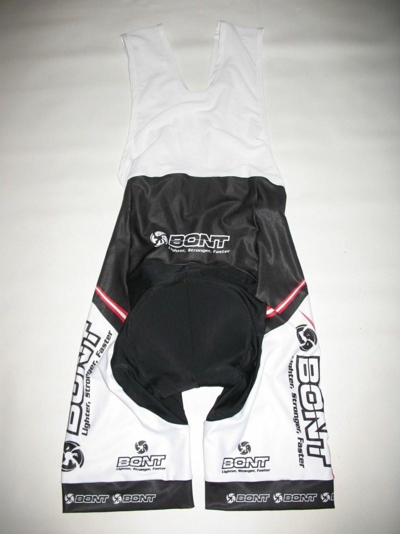 Велошорты+жилет PISSEI BONT bib+vest  (размер 6/XXL) - 7