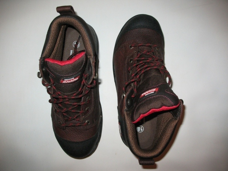 Ботинки DICKIES  JobRated Truxx Waterproof Work Boot  (размер US10/EU43 (280mm)) - 4