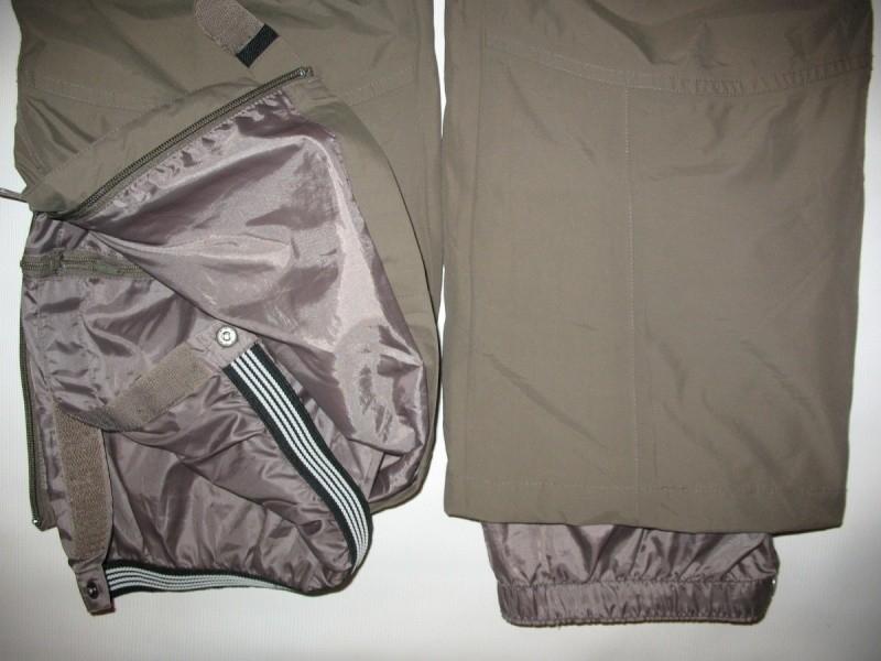 Штаны  SALEWA  weatherproof pant  (размер 50-L) - 9