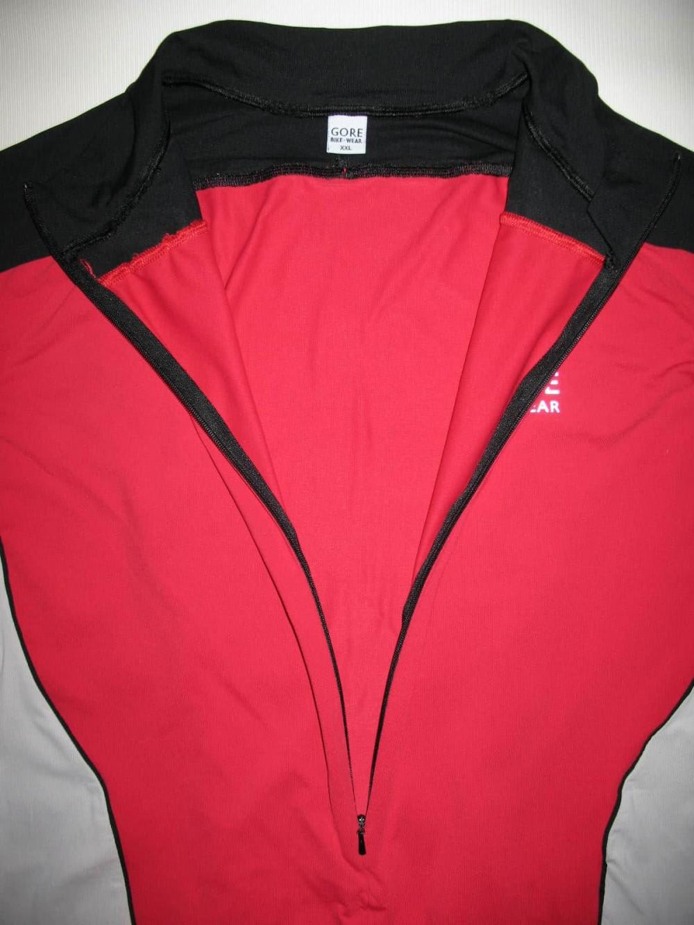Веломайка GORE bike wear cycling jersey (размер XXL) - 2