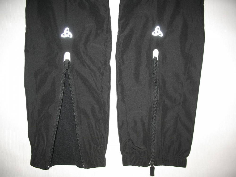 Штаны ODLO logic windproof pants (размер M) - 6