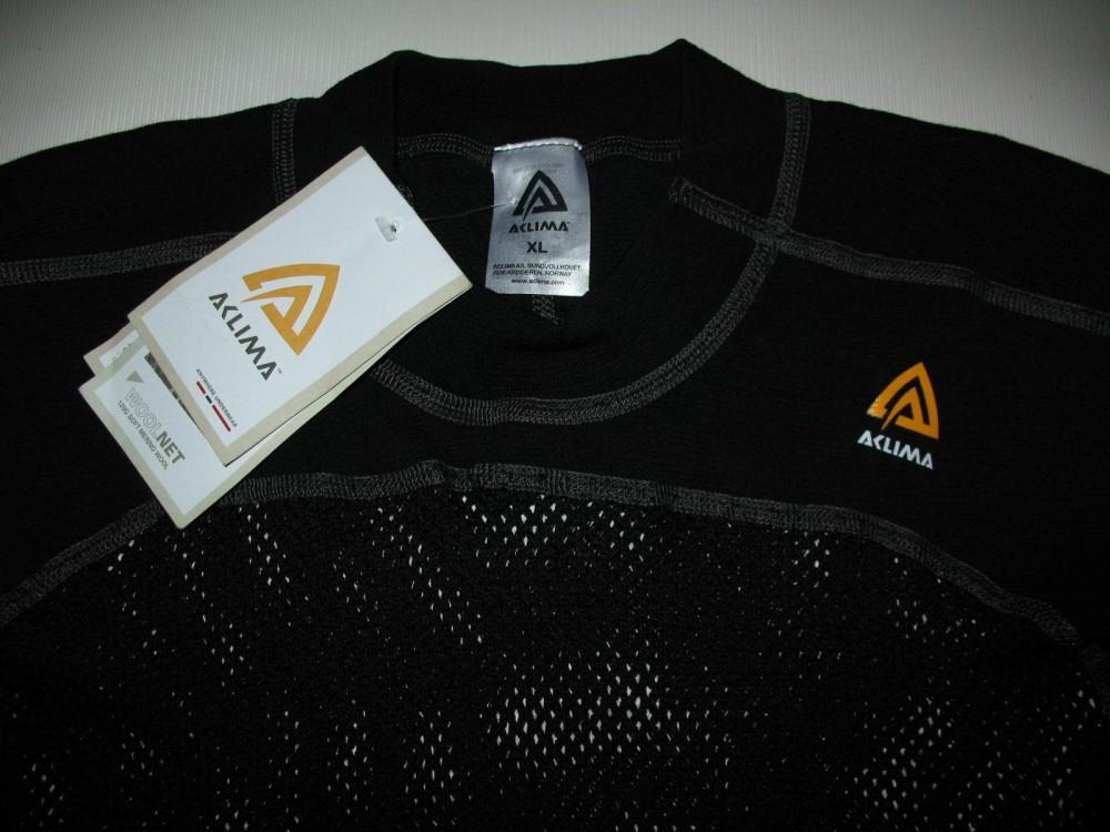 Термобелье ACLIMA 120G soft merino wool jersey (размер XL) - 6