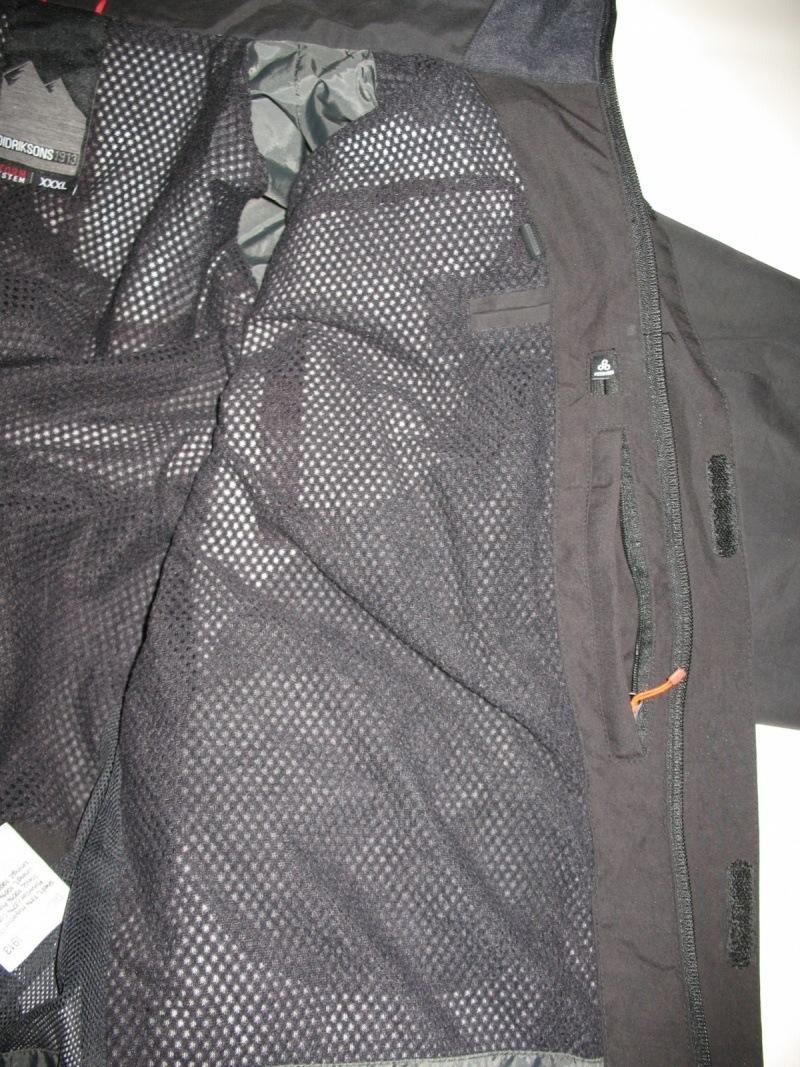 Куртка DIDRIKSONS delta jacket (размер XXXL) - 9
