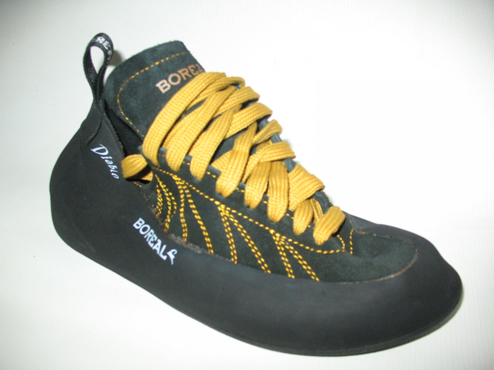 Скальные туфли BOREAL diablo climbing shoes (размер UK8/US9,5/EU42,5(на стопу 270 мм)) - 2