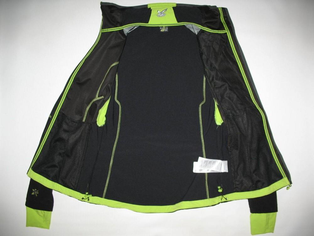 Куртка SALEWA tian sw softshell jacket lady (размер M) - 5