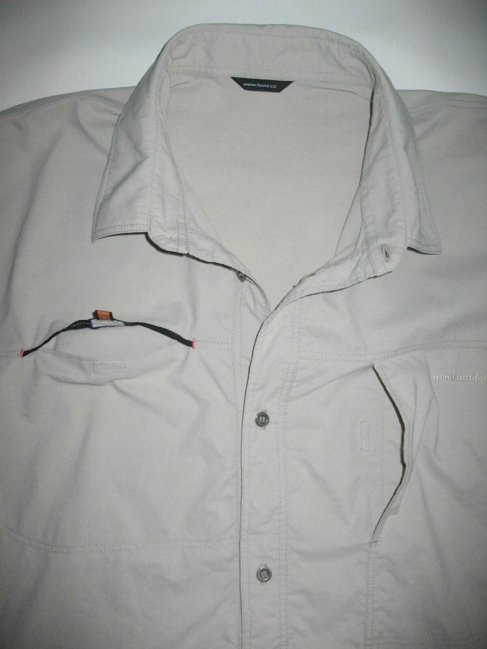 Рубашка HUMI outdoor shirts (размер XXL/XXXL) - 2