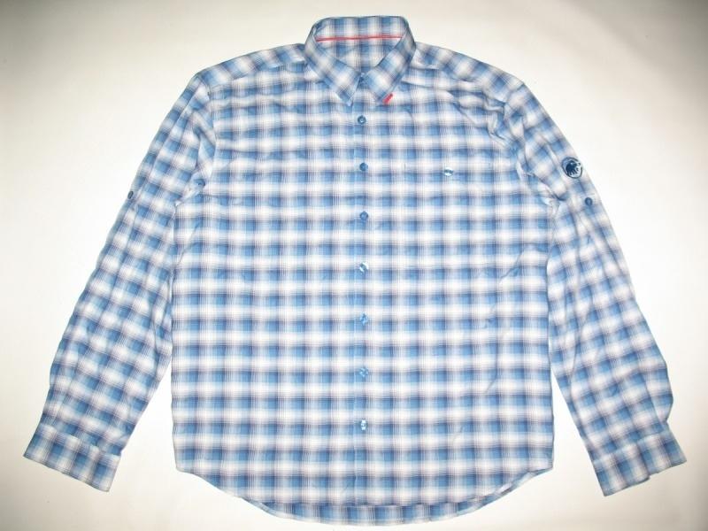 Рубашка  MAMMUT belluno longsleeve 2in1 (размер L) - 1