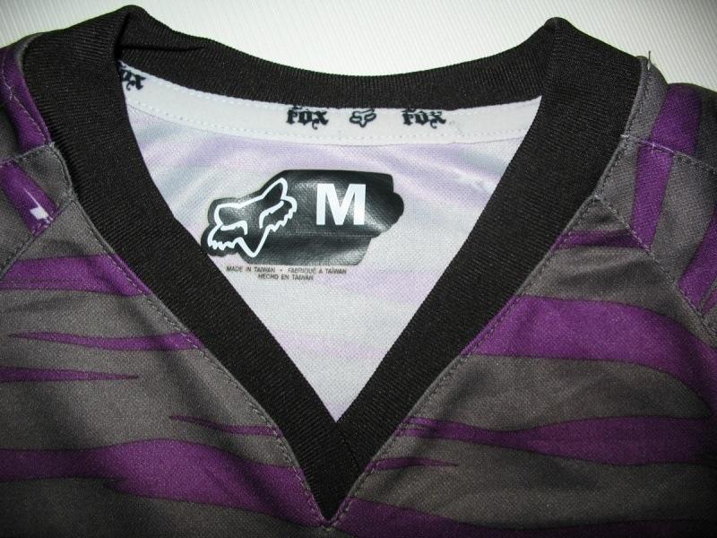 Футболка FOX lady  (размер MS) - 2