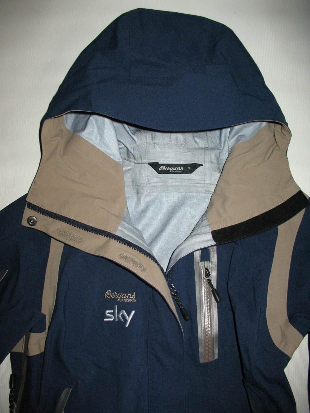 Куртка BERGANS litlos sky jacket lady (размер S) - 5