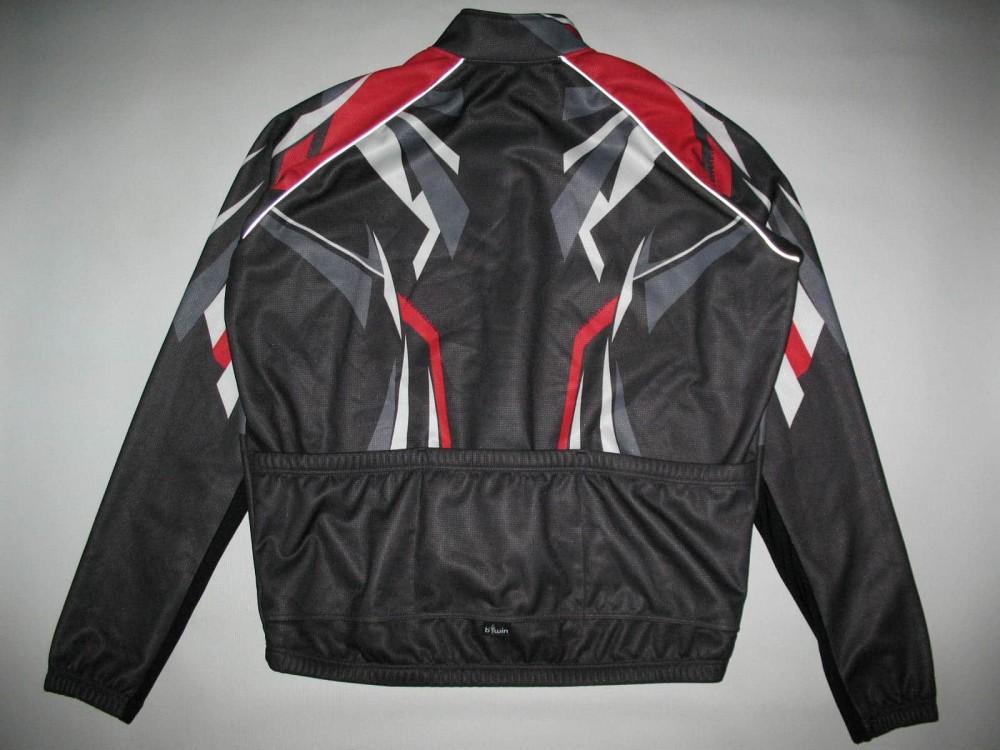Куртка B'TWIN graphic bike jacket (размер M/L) - 2